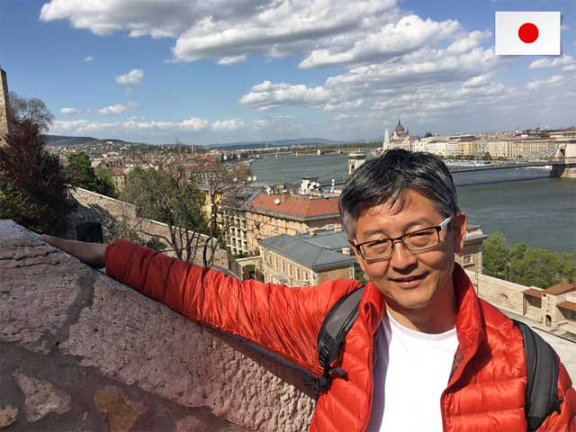 Licenced tour guides Hungary Budapest